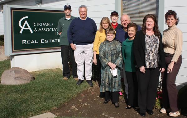 The Whole Cirimele Property Mangement Team